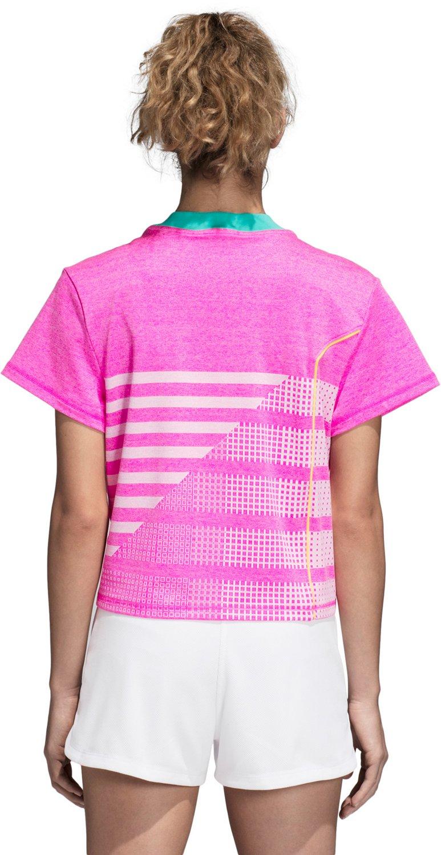 adidas Women's Seasonal Tennis T-shirt - view number 7