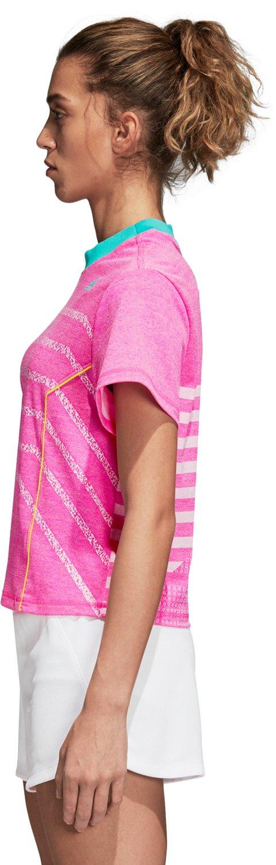 adidas Women's Seasonal Tennis T-shirt - view number 6
