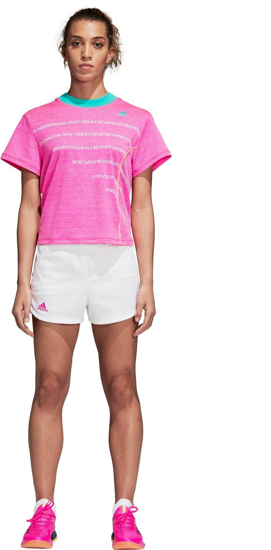 adidas Women's Seasonal Tennis T-shirt - view number 5