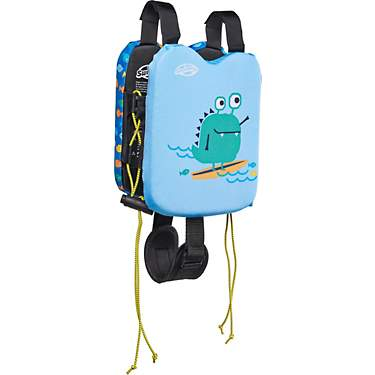 SwimWays Small Shark Power Swimr Graduated Swim Training Vest