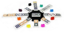 Cardinal Mexican Train Dominoes