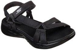SKECHERS Women's On The Go 600 Brilliancy Sandals