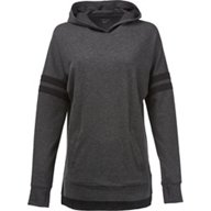 BCG Women's Athletic Dolman Varsity Stripe Hoodie