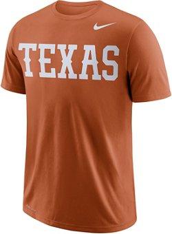 Nike Men's University of Texas Wordmark T-shirt