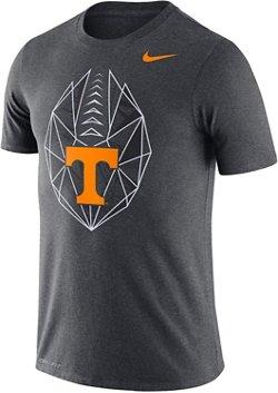 Nike Men's University of Tennessee Dri-FIT Cotton Football Icon T-shirt