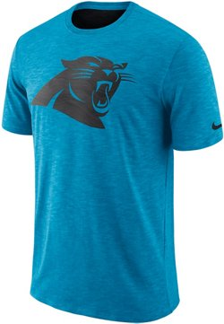 Nike Men's Carolina Panthers Slub T-Shirt