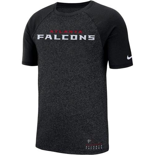 Nike Men's Atlanta Falcons Raglan T-Shirt