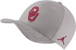 Nike Men's University of Oklahoma Jordan CLC99 Sideline Cap