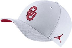 Nike Men's University of Oklahoma Jordan CLC99 Sideline Cap