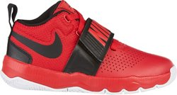 Nike Boys' Team Hustle Preschool Basketball Shoes