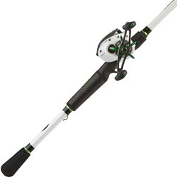 Mach 1-Speed Spool SLP 7 ft 2 in MH Casting Rod and Reel Combo
