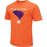 Colosseum Athletics Men's Clemson University Dual Blend T-shirt
