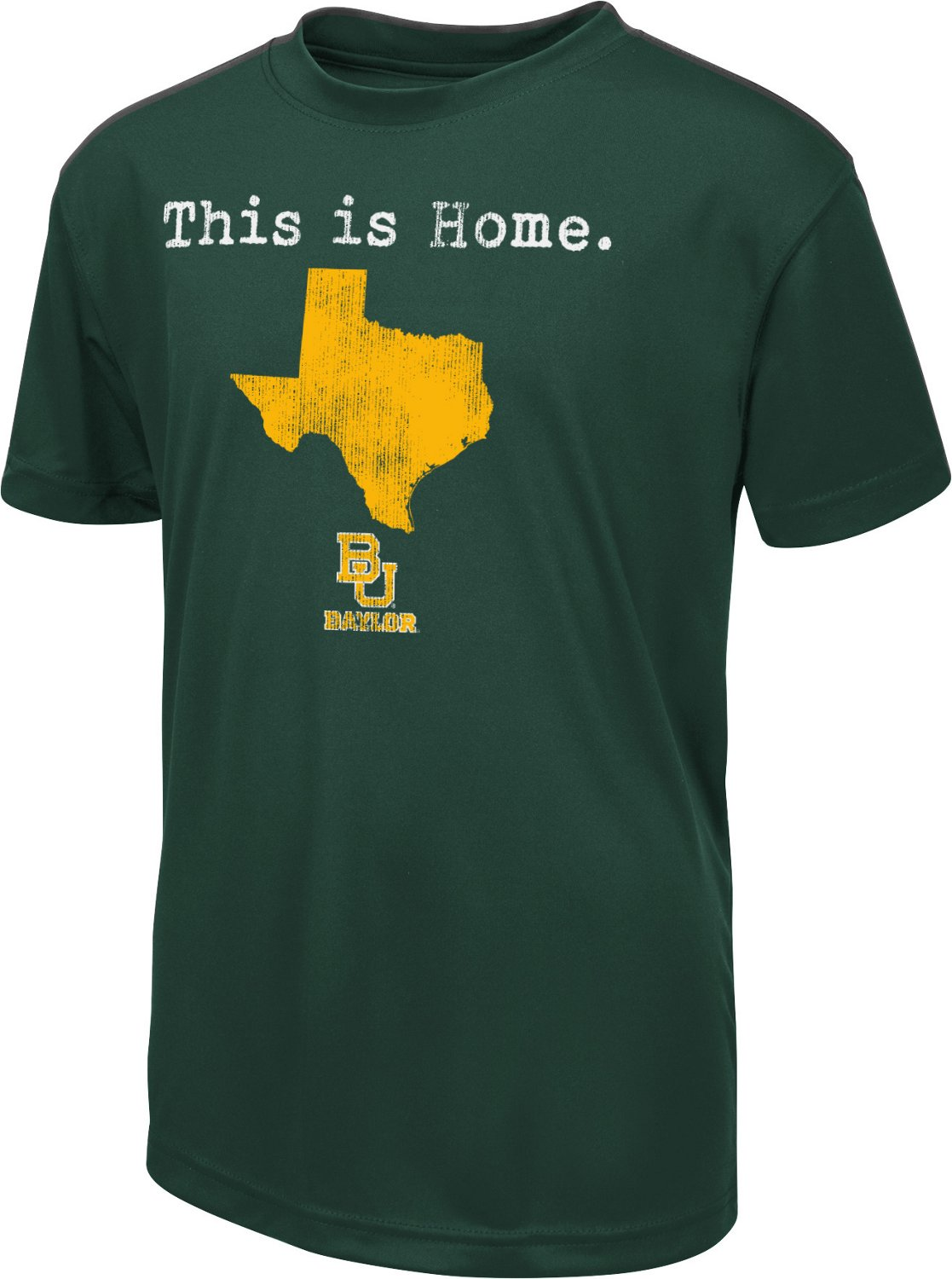 Colosseum Athletics Boys' Baylor University Dual Blend T-shirt