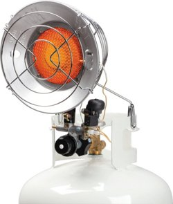 Mr. Heater MHS15T Top Heater