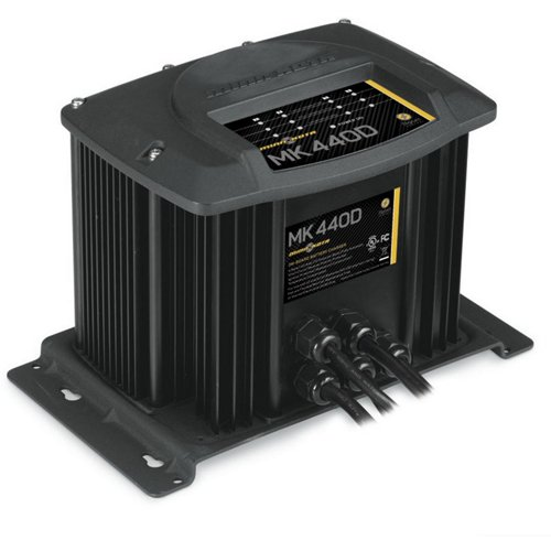 Minn Kota MK 440D On-Board Battery Charger