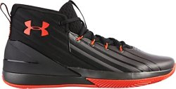 Under Armour Men's Lockdown Basketball Shoes