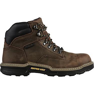 b4941a57e1d Wolverine Men's Bandit EH Steel Toe Lace Up Work Boots