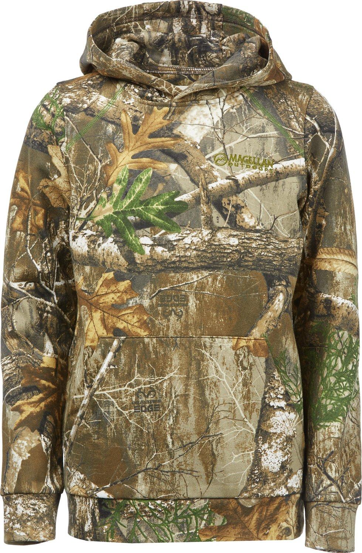 cb36386f39624 Display product reviews for Magellan Outdoors Kids' Hart Creek Camo Fleece  Hoodie
