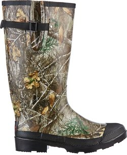 Magellan Outdoors Men's Realtree Edge Rubber Boots