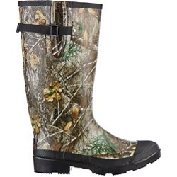 Men's Realtree Edge Rubber Boots