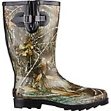 Magellan Outdoors Women's Realtree Edge Rubber Boots