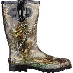 Women's Realtree Edge Rubber Boots