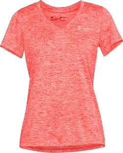Women's Twisted Tech V-neck T-shirt