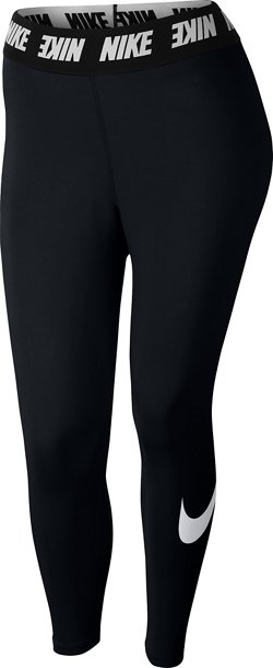 Nike Women's High-Waisted Plus Size Leggings