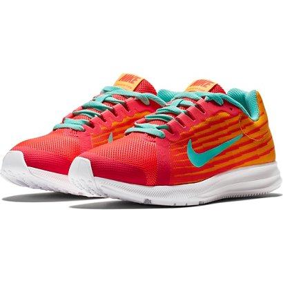 d899f1ddf4204 Nike Girls  Downshifter 8 Fade Running Shoes