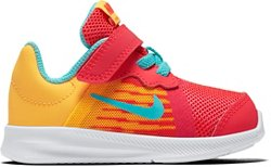 Nike Toddler Girls' Downshifter 8 Fade Running Shoes