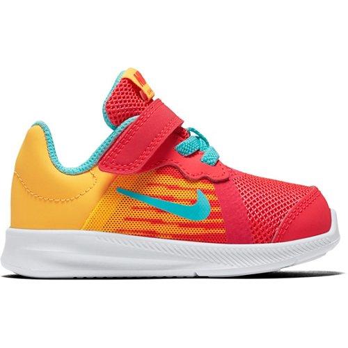Nike Toddler Girls' Downshifter 8 Fade Running Shoes