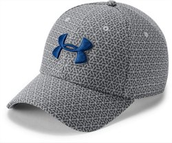 Under Armour Men's Printed Blitzing 3.0 Ball Cap