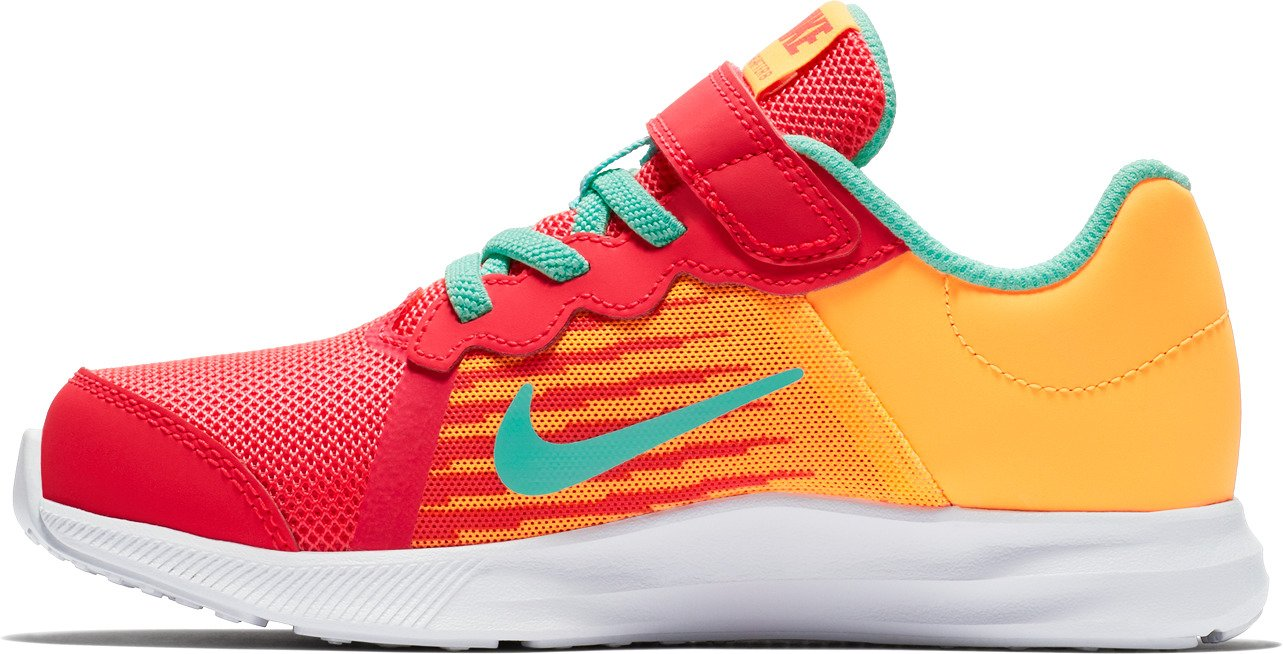Nike Toddler Girls' Downshifter 8 Fade Running Shoes - view number 2