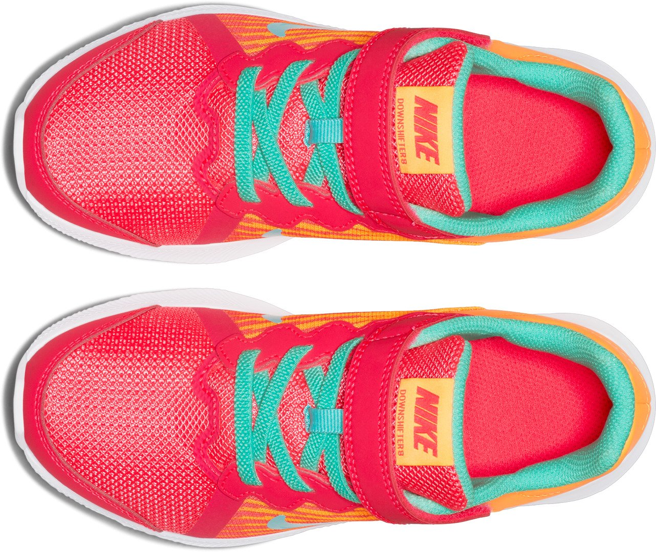 Nike Toddler Girls' Downshifter 8 Fade Running Shoes - view number 1