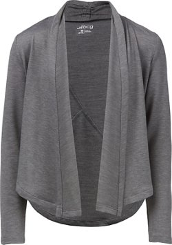 BCG Girls' Heather Cardigan