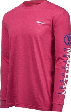 Magellan Outdoors Men's Grotto Falls Long Sleeve T-shirt