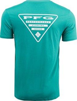 Columbia Sportswear Men's PFG Triangle T-shirt