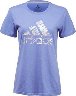 adidas Women's BOS Camo GTP T-shirt