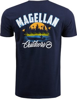 Magellan Outdoors Men's Lake Scape T-shirt