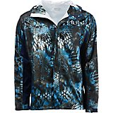 Huk Men's Camo Packable Jacket