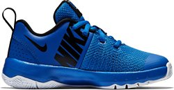 Nike Boys' Team Hustle Quick Basketball Shoes