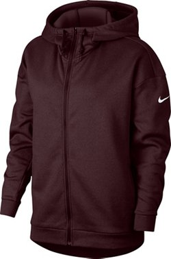 Nike Women's Therma Fleece Training Hoodie