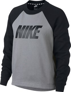 Nike Women's Crew Long Sleeve Sweatshirt