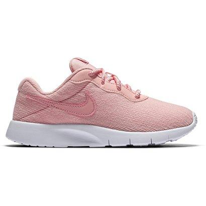 5574427f81 Nike Girls' Tanjun SE Pre-School Running Shoes | Academy