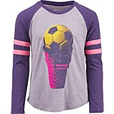 BCG Girls' Soccer Ice Cream T-shirt