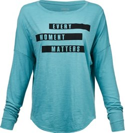 BCG Women's Every Moment Long-Sleeve T-shirt