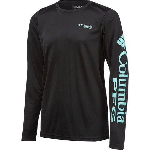 Columbia Sportswear Boys' PFG Terminal Tackle Long Sleeve T-shirt
