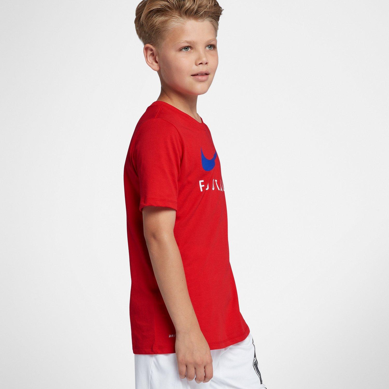 Nike Boys' Swoosh Football T-shirt - view number 6