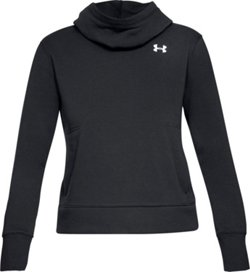 Under Armour Women's Fleece Logo Hoodie