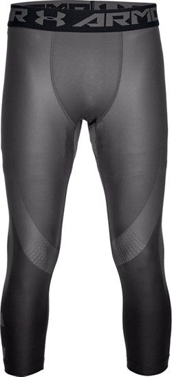 Men's HeatGear Armour 2.0 3/4 Compression Leggings